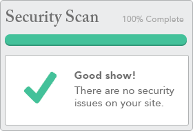 The Big 6™ - Security Scan